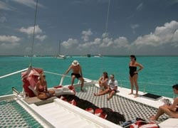 catamaran adventure tour